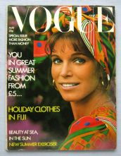 Vogue Magazine - 1971 - May